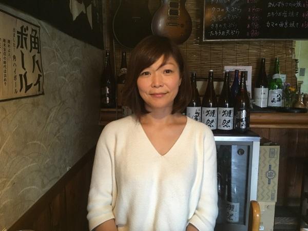 嚥下食製造・販売を行う「HOORAYヨロコビゴハン」(広島県尾道市)を主宰している田中恵子代表