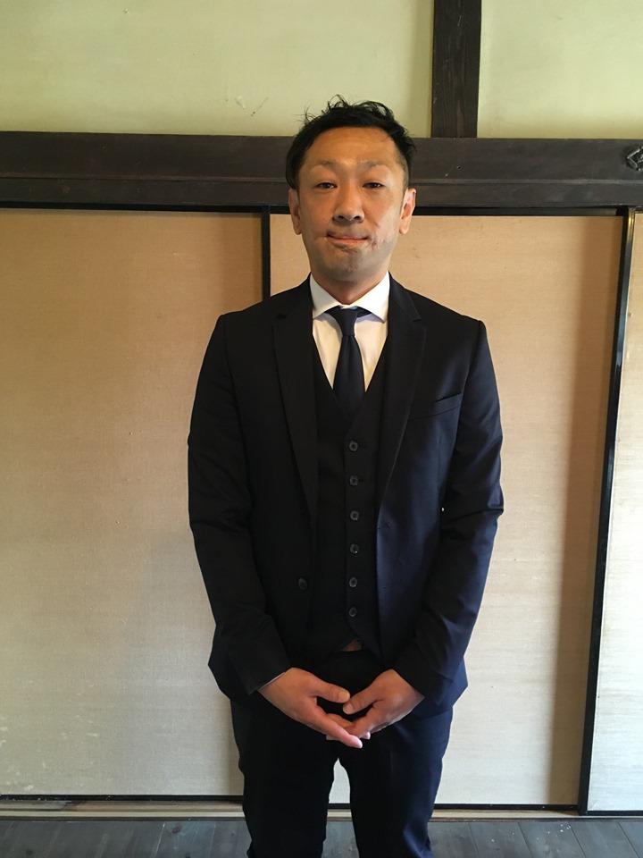 児玉淳二代表の写真