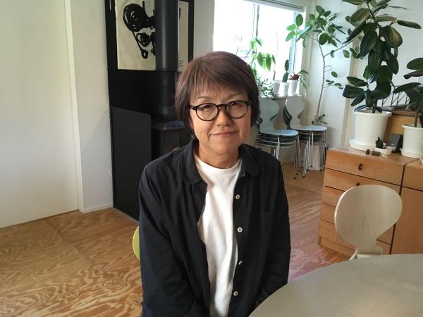 香川県三豊市を拠点にものづくり学校、寺子屋、工房を主宰する井上由季子さん